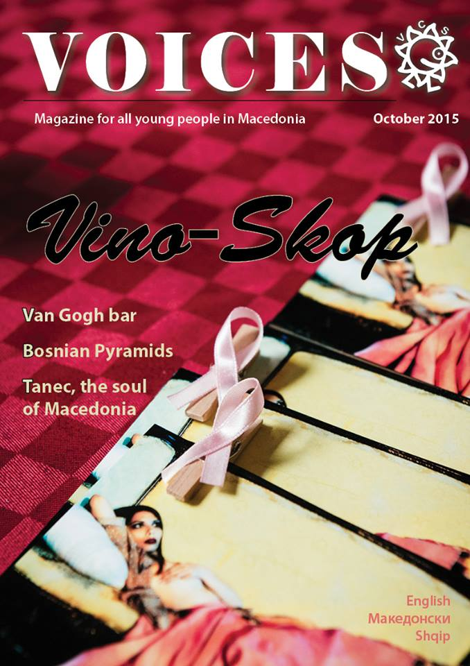 Read the new October issue of VOICES magazine!