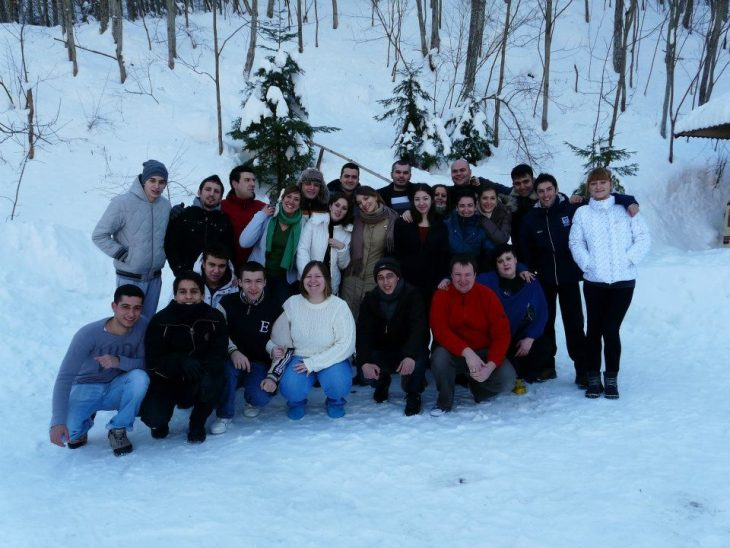 "TC ""Mentorevolution"", 14-25 February 2012, Moroeni, Romania"