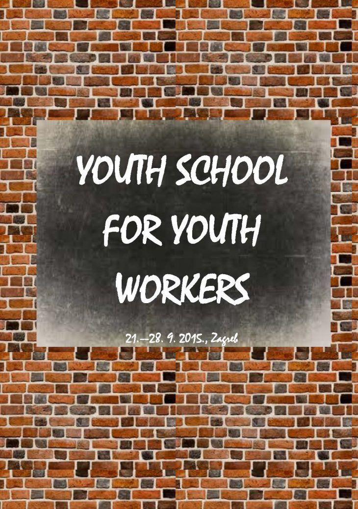 The project YOUTH SCHOOL FOR YOUTH WORKERS in Croatia