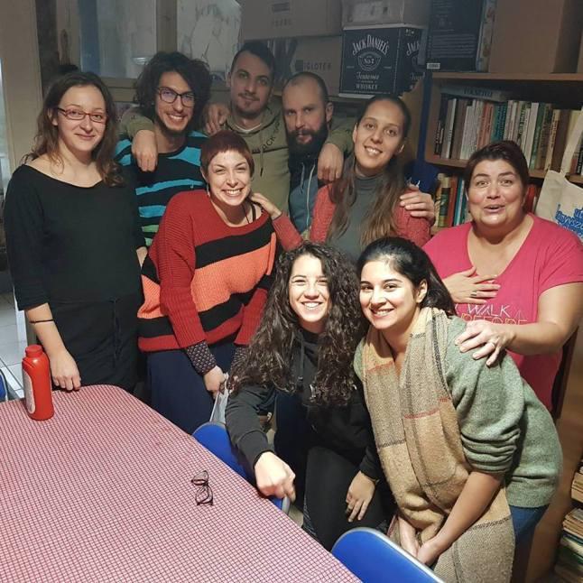 Повик за волонтер на одобрен ЕВС проект во Унгарија!!!