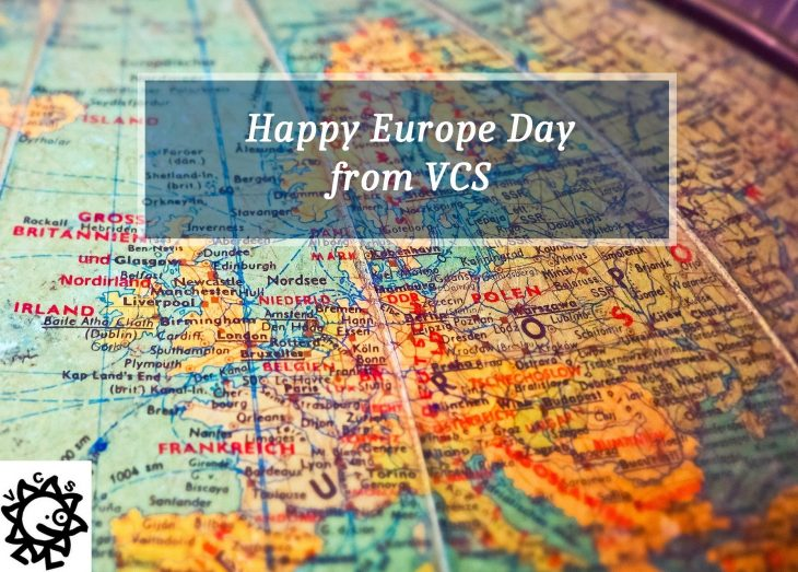 Среќен Ден на Европа