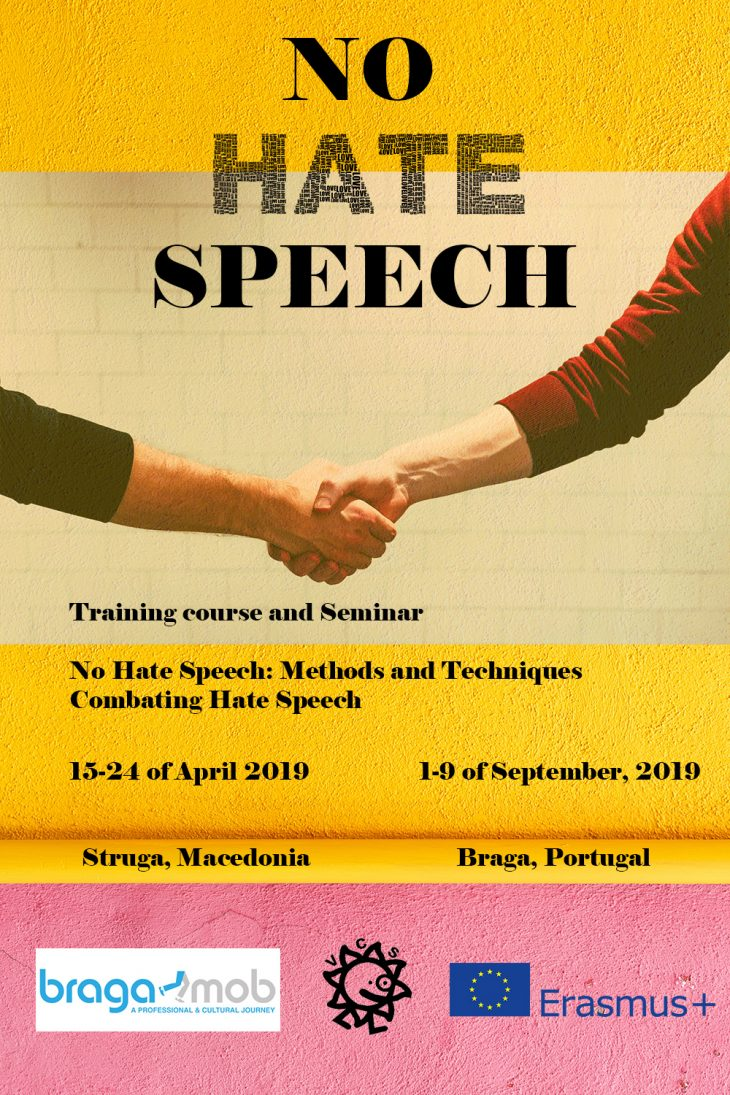 Fight against hate speech continues