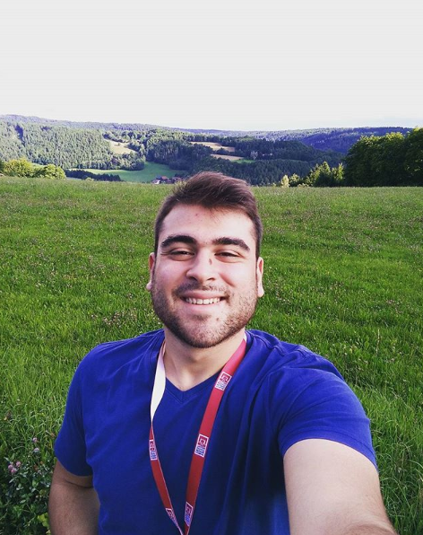Welcome Dogukan, the new volunteer from Turkey!