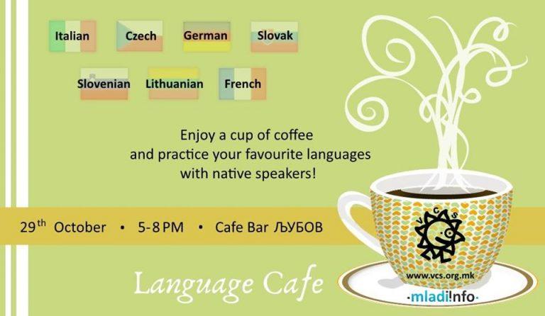 The Language Cafe