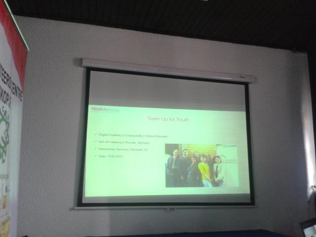 """Training course in Skopje """"Think Globally!"""" in Skopje 08 – 15th March 2016"""