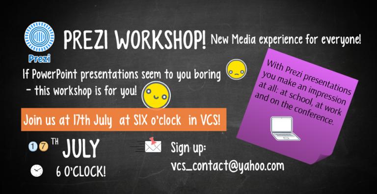 Local Activities in VCS