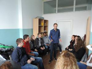 Workshops at Career center