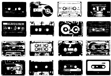 New Music and Tapes Are not Dead! Workshops about Music by Koen ter Heegde