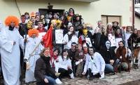 "(English) Youth Exchange ""Faces Behind Masks – Back to Vevchani 2010"""