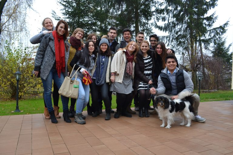 Coaching and interpersonal skills for youth workers in Poland