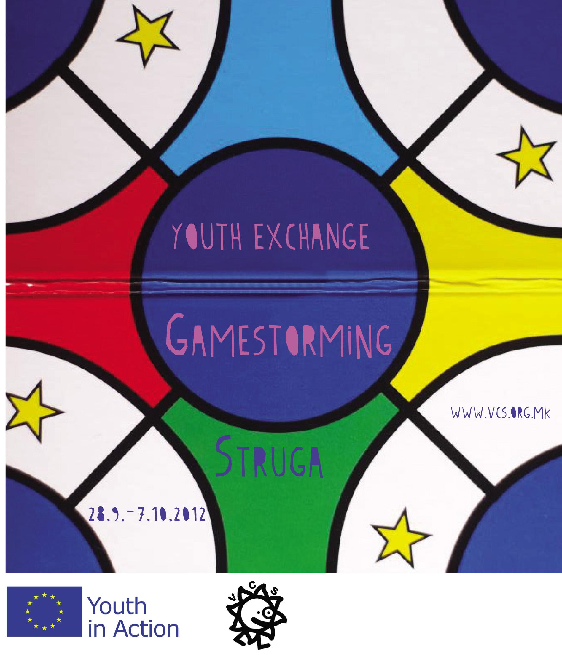 YE Gamestorming is Coming