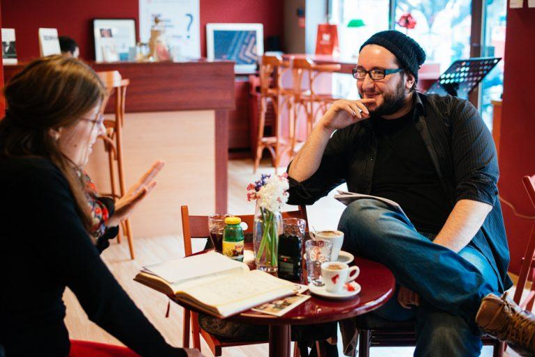 Interview with Dejan Djolev