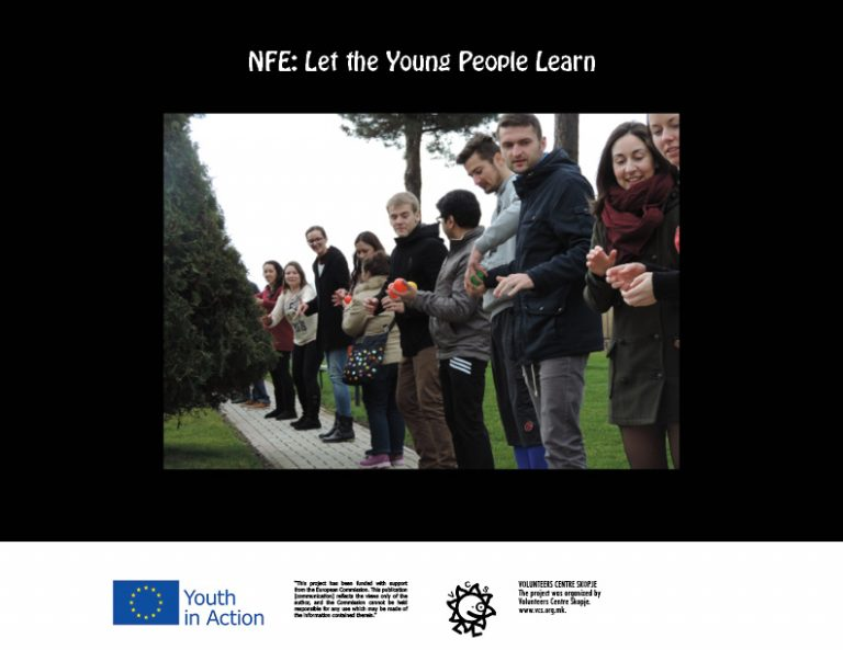 'NFE: Let the Young People Learn' – Final Booklet