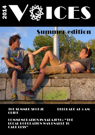 VOICES SUMMER