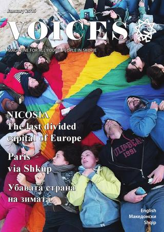 VOICES January 2015