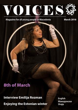 VOICES March 2016