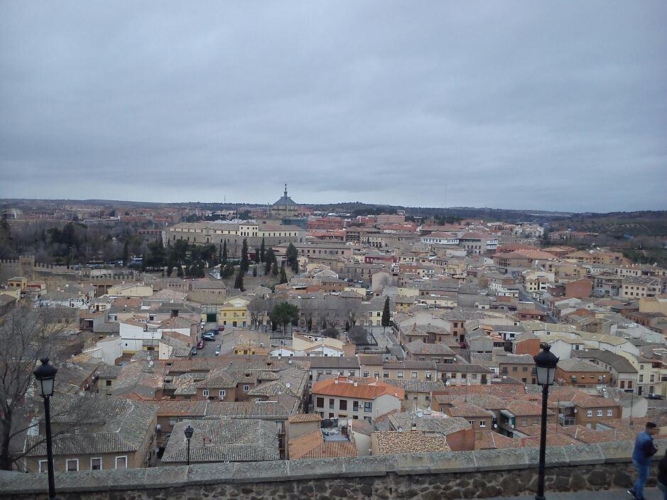 EVS in Toledo, Spain