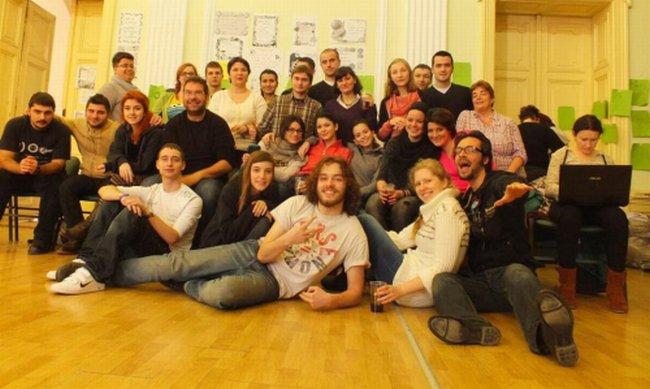 Training course MentoREvolution- Arad, Romania