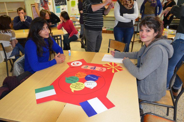 Seven days European – Mediterranean cooperation in France!