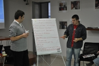 Project Writing and Management with Youth in Action