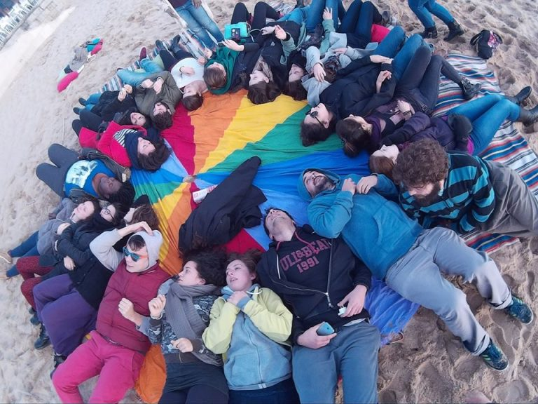 Human Rights, Social Activism, New Friendships, and Portugal