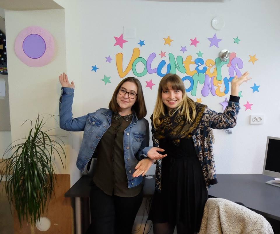EVS in VCS: Laurene and Juliett