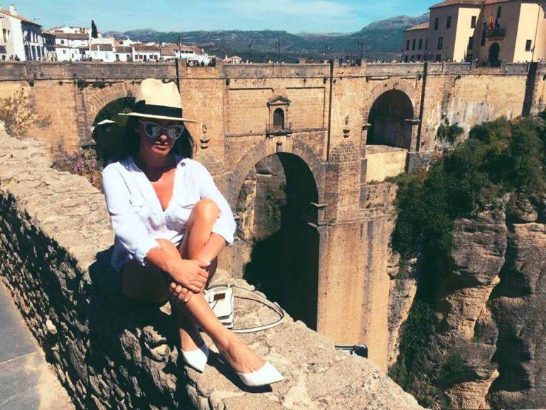 Елена Јовевска -Шпанија