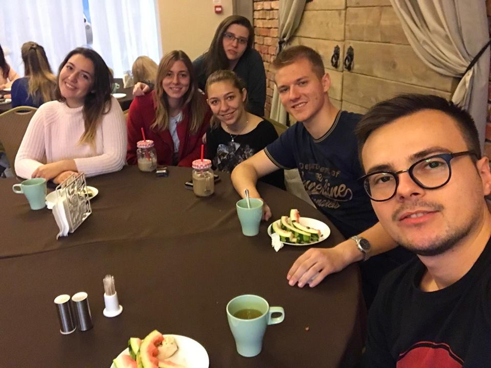 "Youth exchange ""DIGITAL ME"" in Latvia"