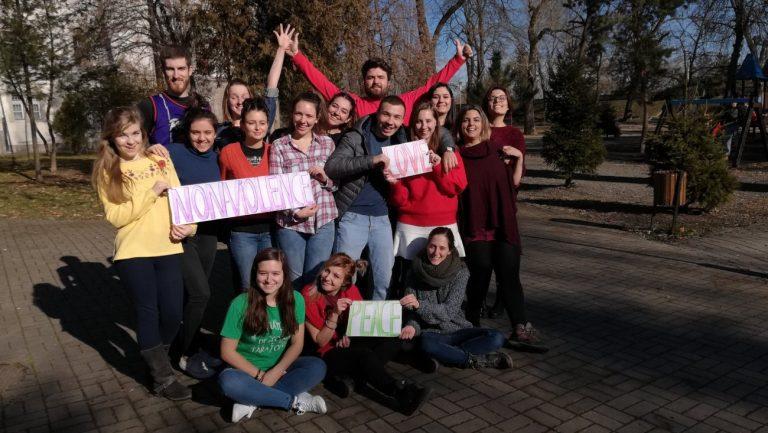 Activities of our EVS volunteers abroad! ;)