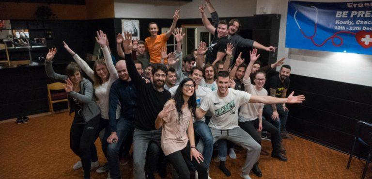 """Training course in Czech Republic: """"Be prepared"""""""