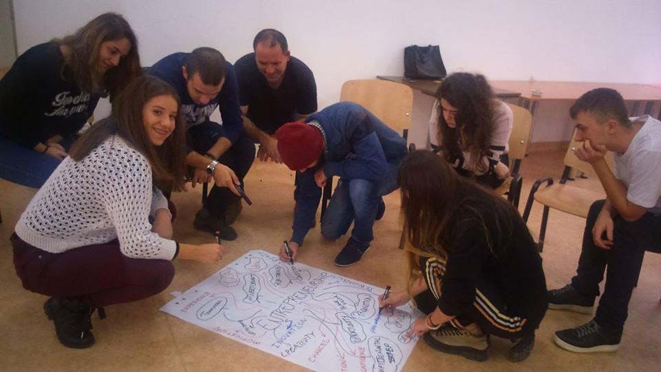 Entrepreneurial Youths in Visual Media