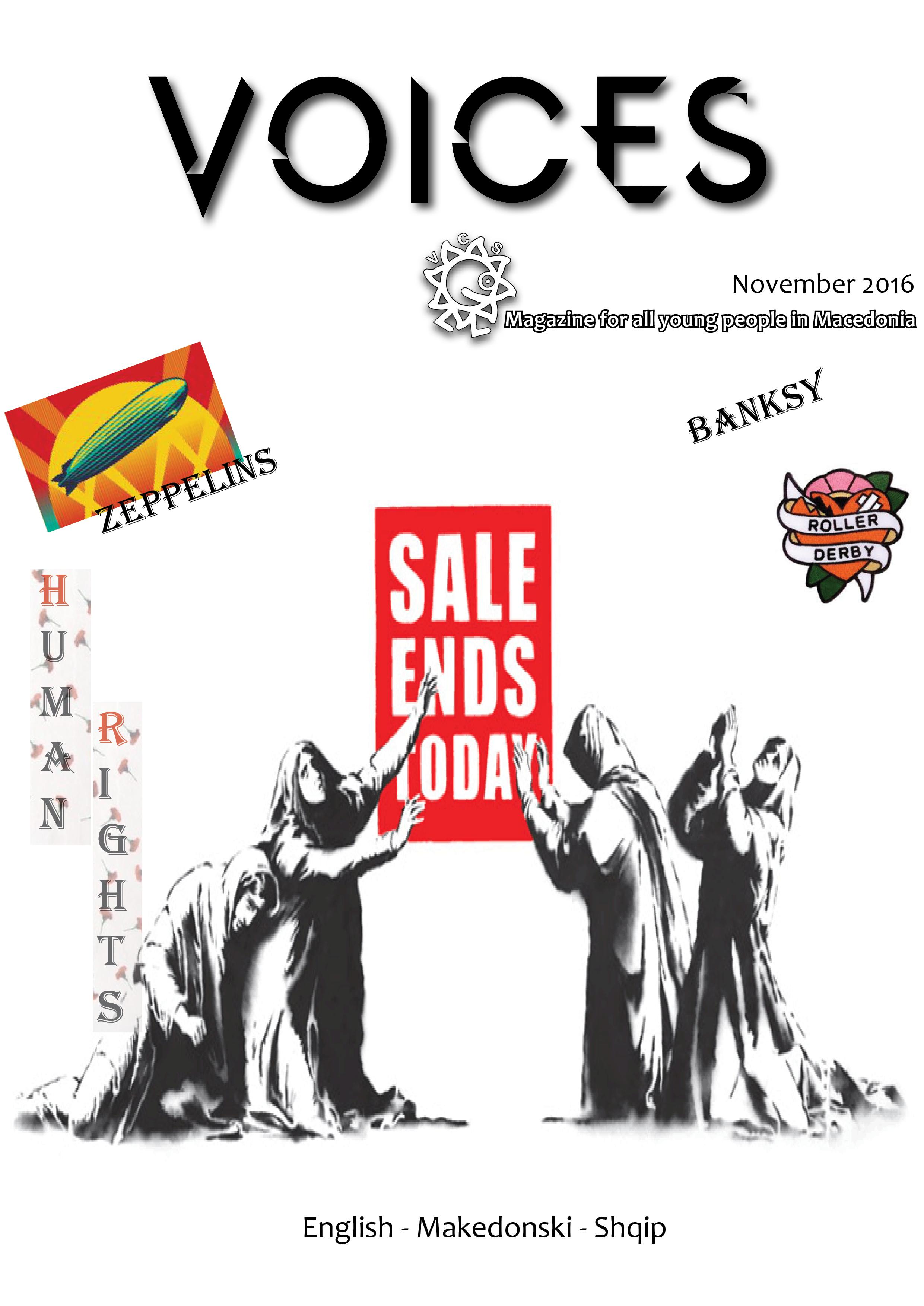Voices November 2016