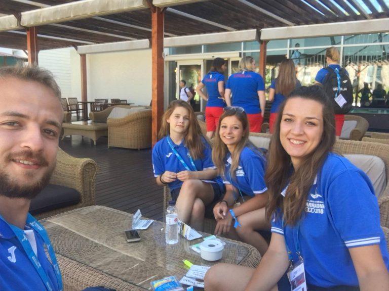 EVS on Mediterranean Games