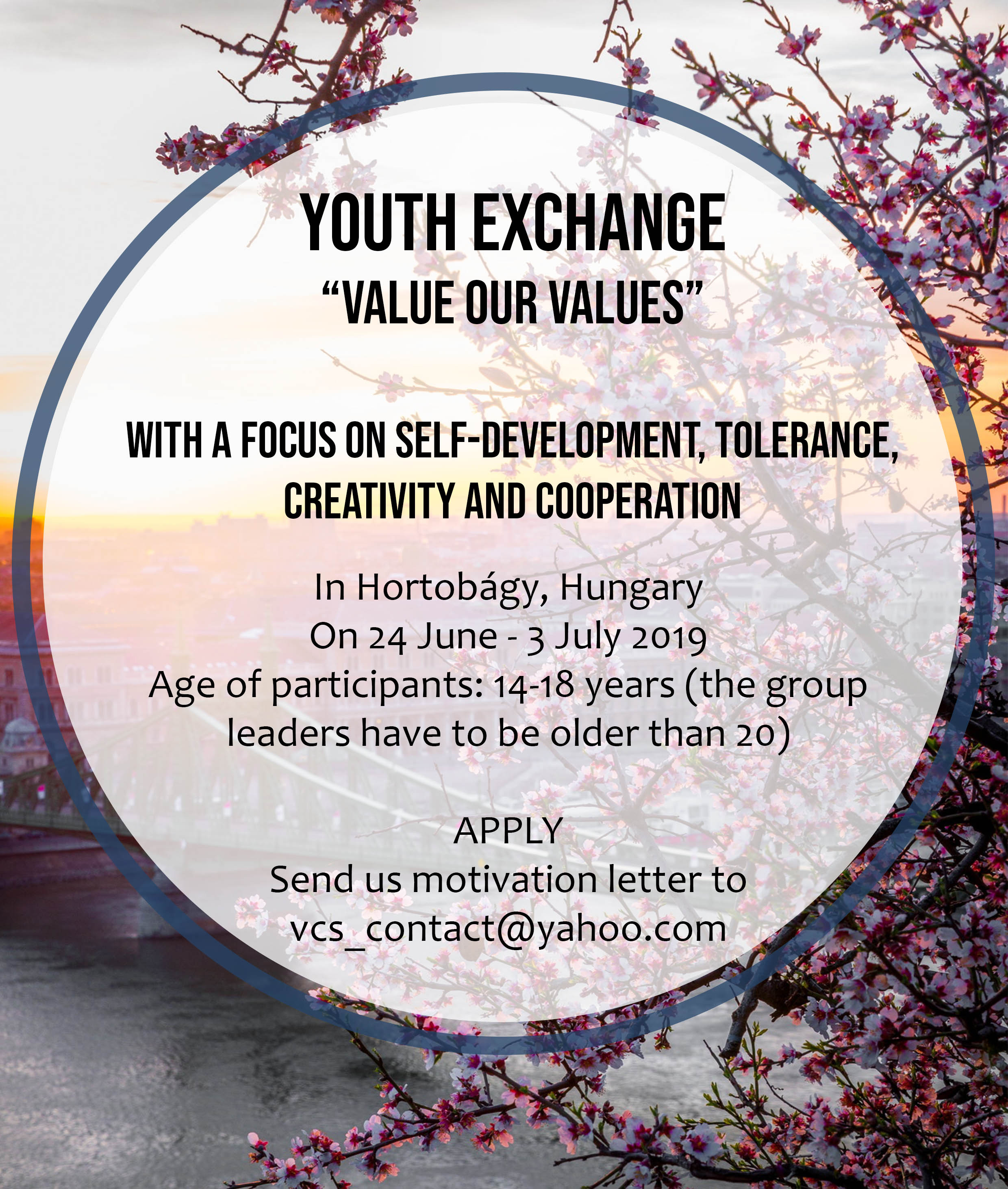 Youth Exchange in Hungary!