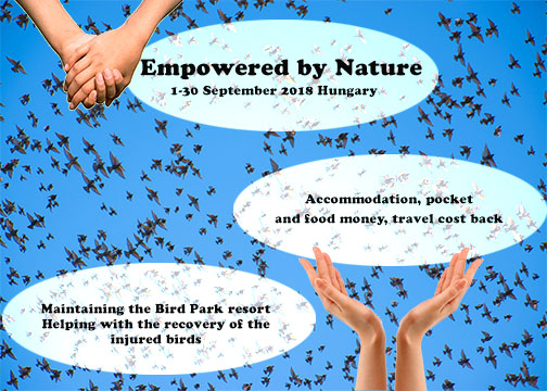 Empowered by Nature- Call for volunteers