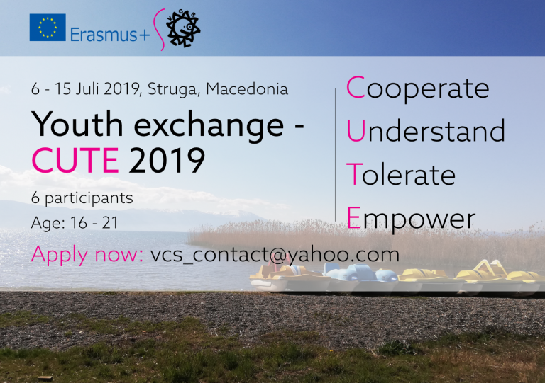 Youth Exchange CUTE 2019