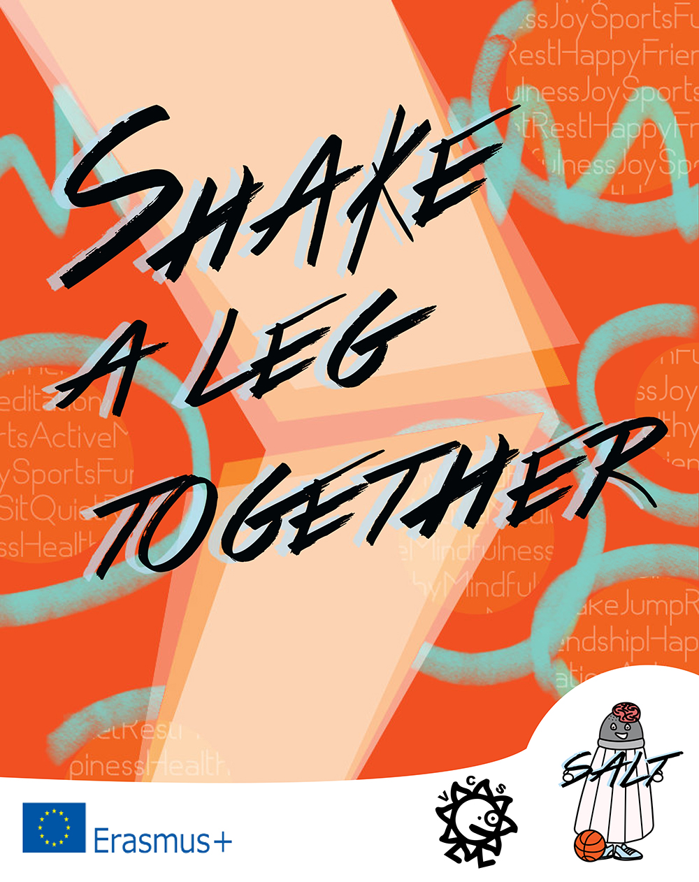 Shake a leg, together