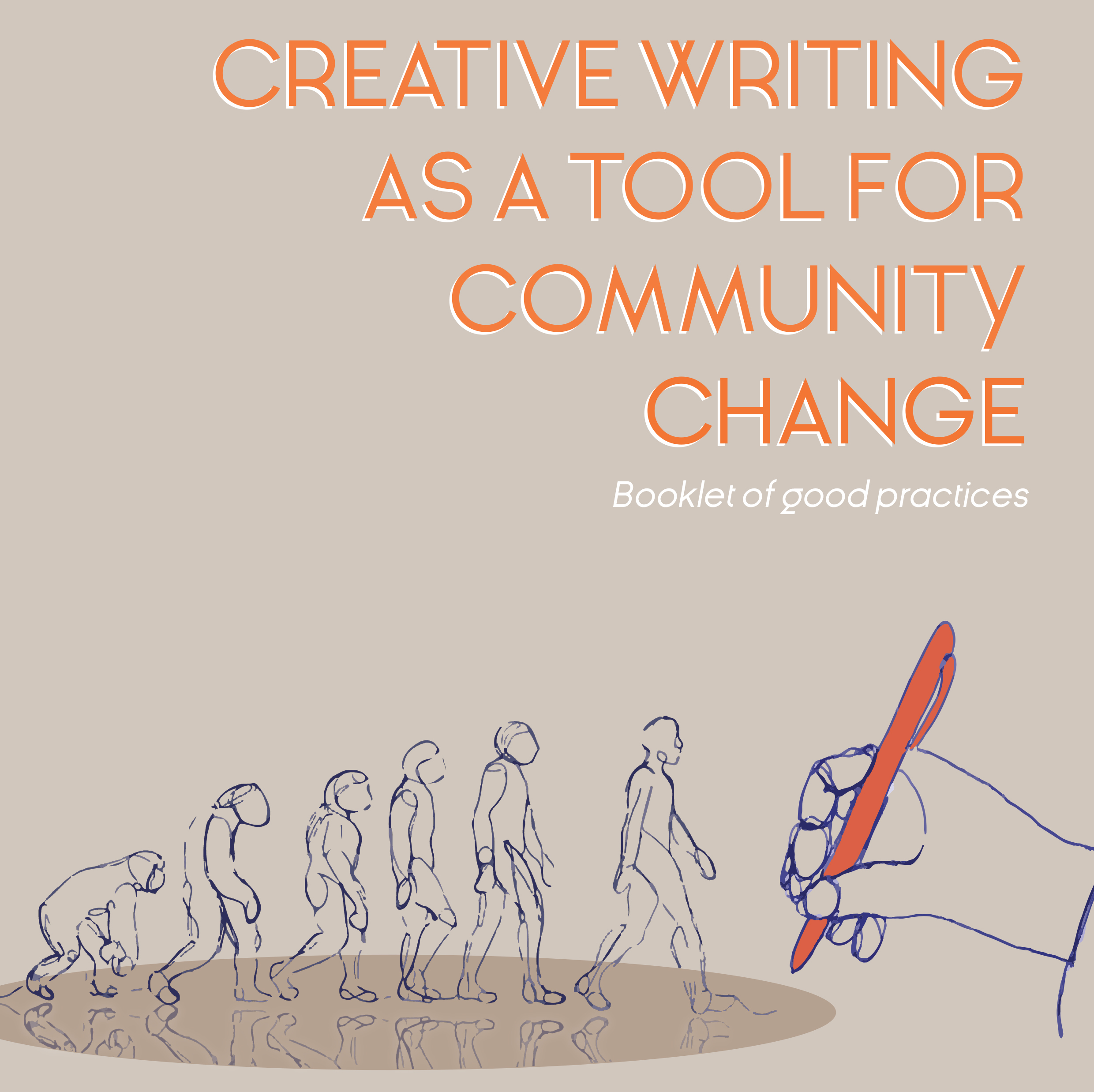 Creative Writing as a tool for Community Change