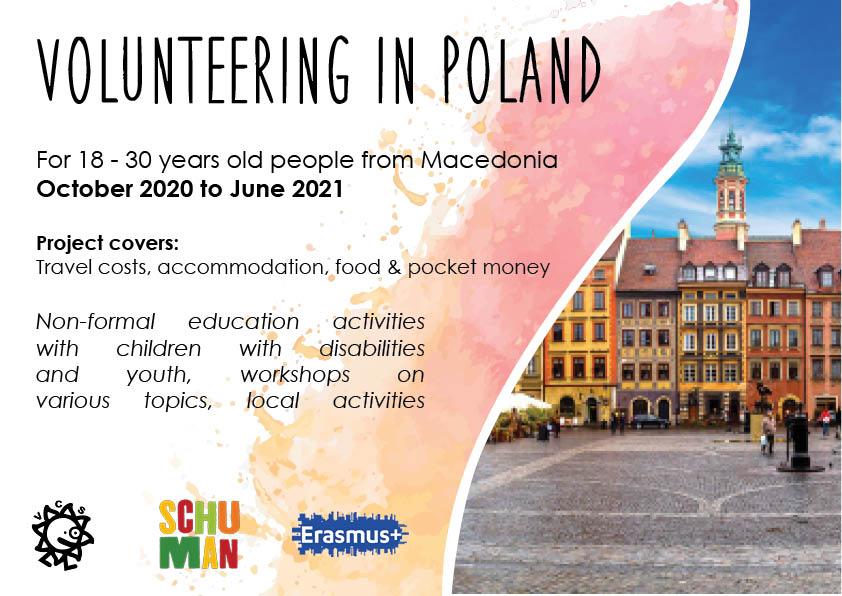 """Call for ESC """"Schuman Solidarity Crew"""" in Poland"""