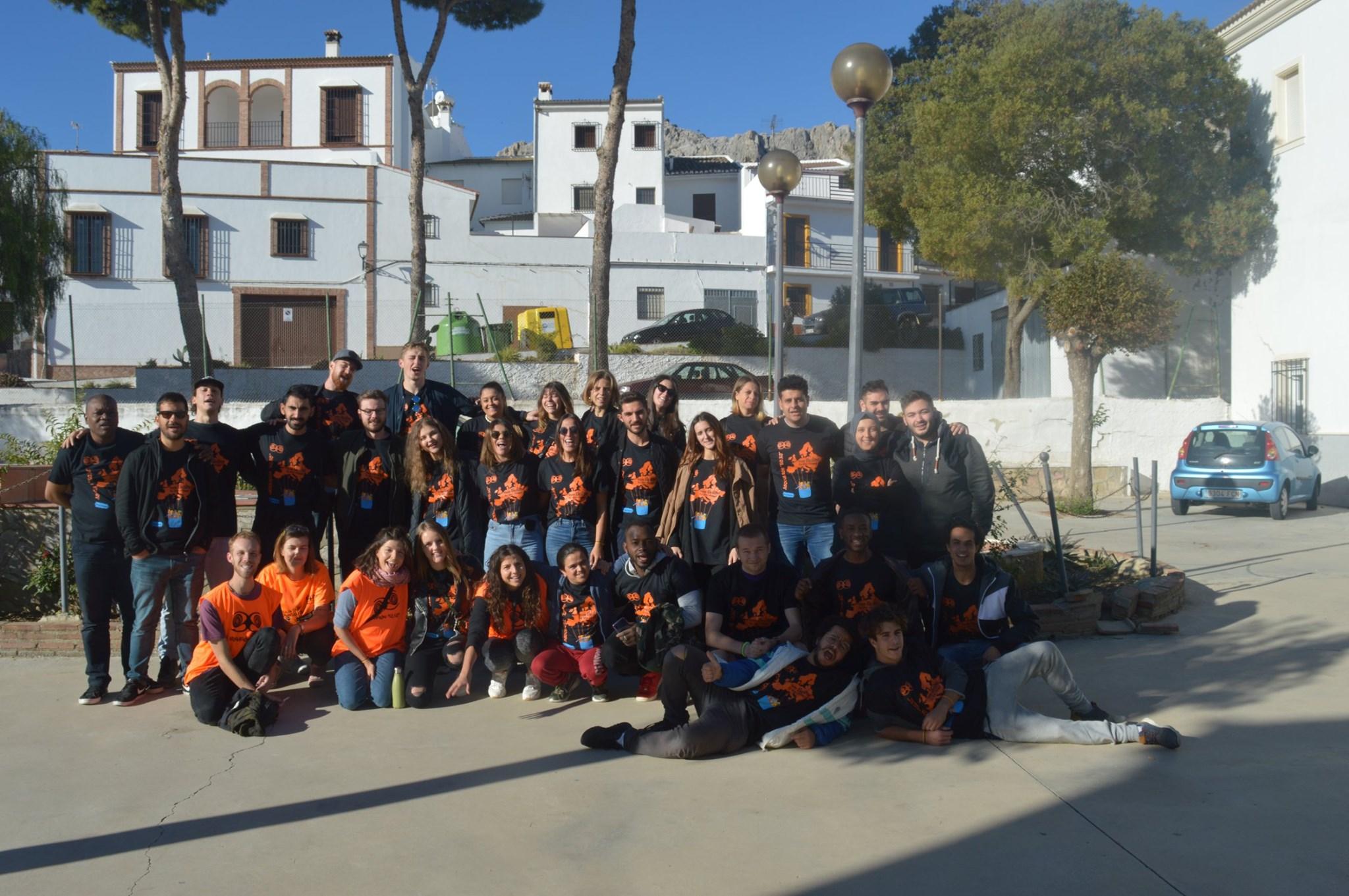 (Македонски) Како изгледа еден ЕВС проект во Малага, Шпанија?