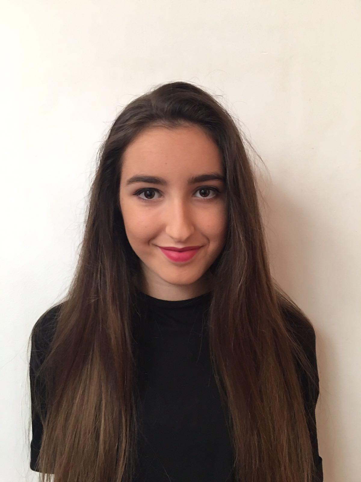 Добредојде Бланка, нашиот нов ВЕТ студент од Шпанија