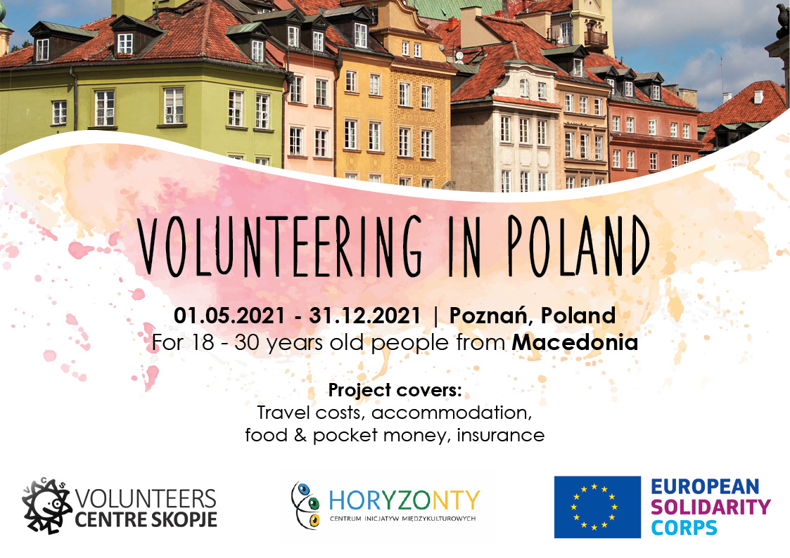Call for volunteers in Poland!
