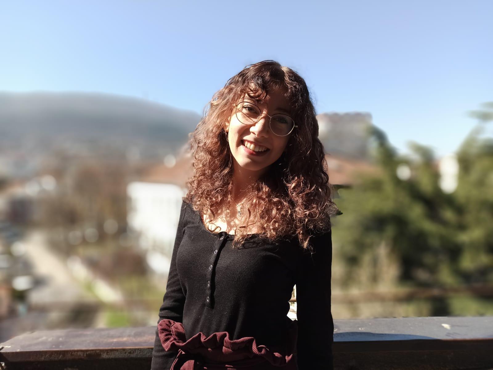 Meet Antonia, the first ESC volunteer in Zlatan Sremac!