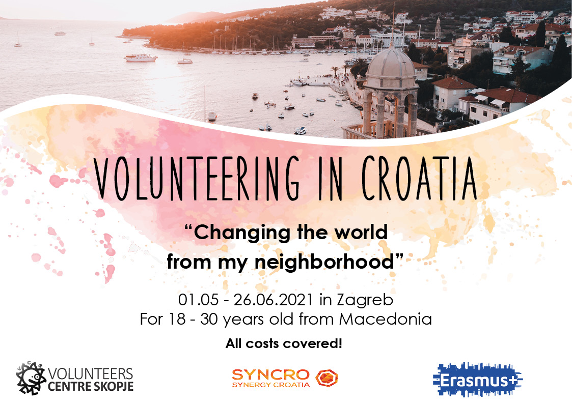 Volunteering in Zagreb, Croatia