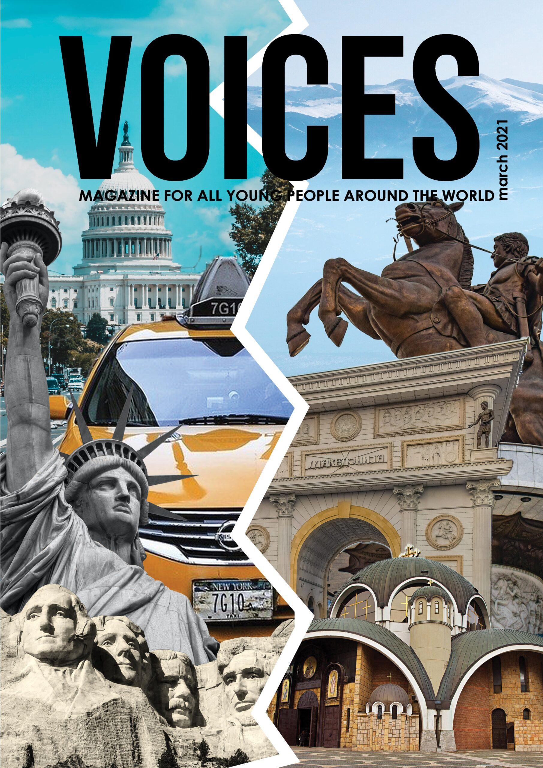 VOICES March 2021