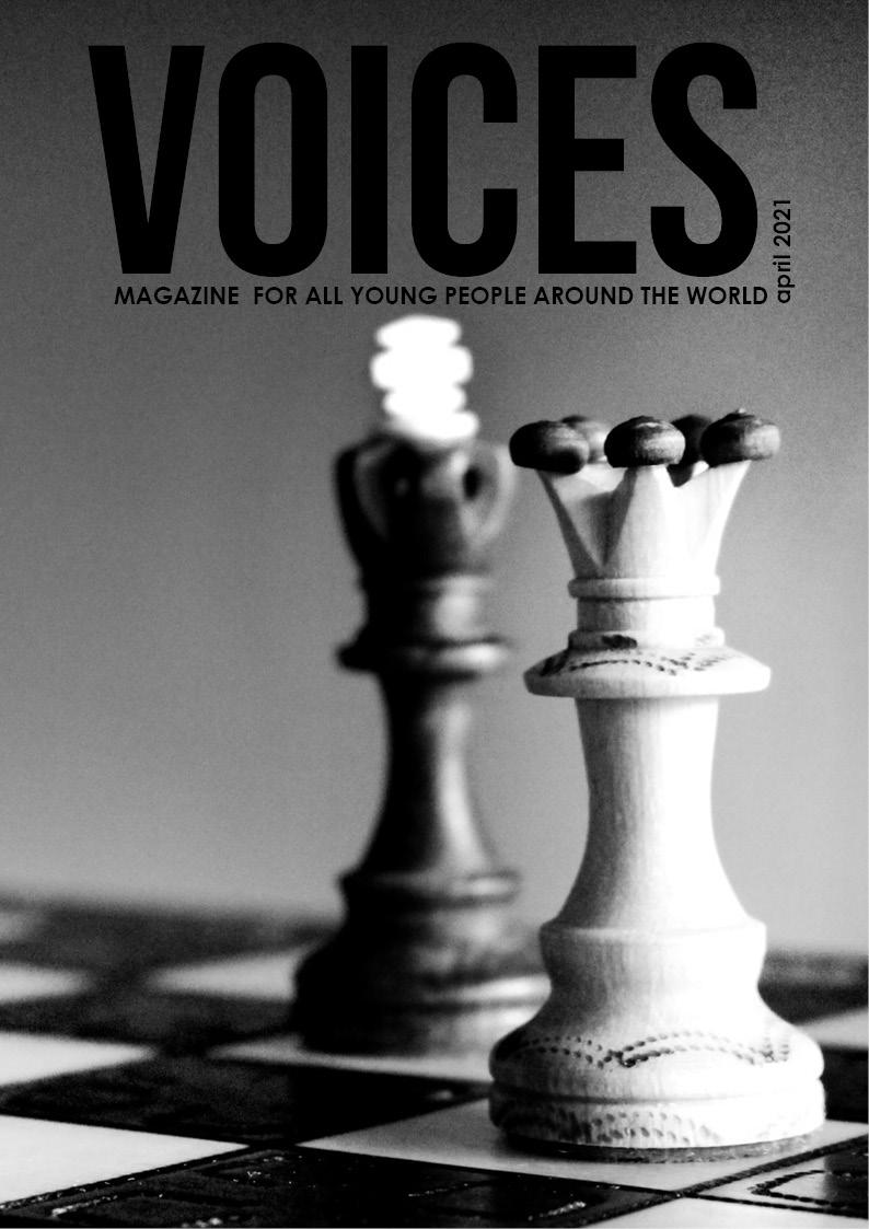 VOICES April 2021