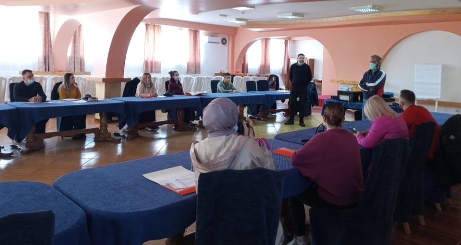 ERASMUS+ in Sarajevo: Volunteering connecting communities