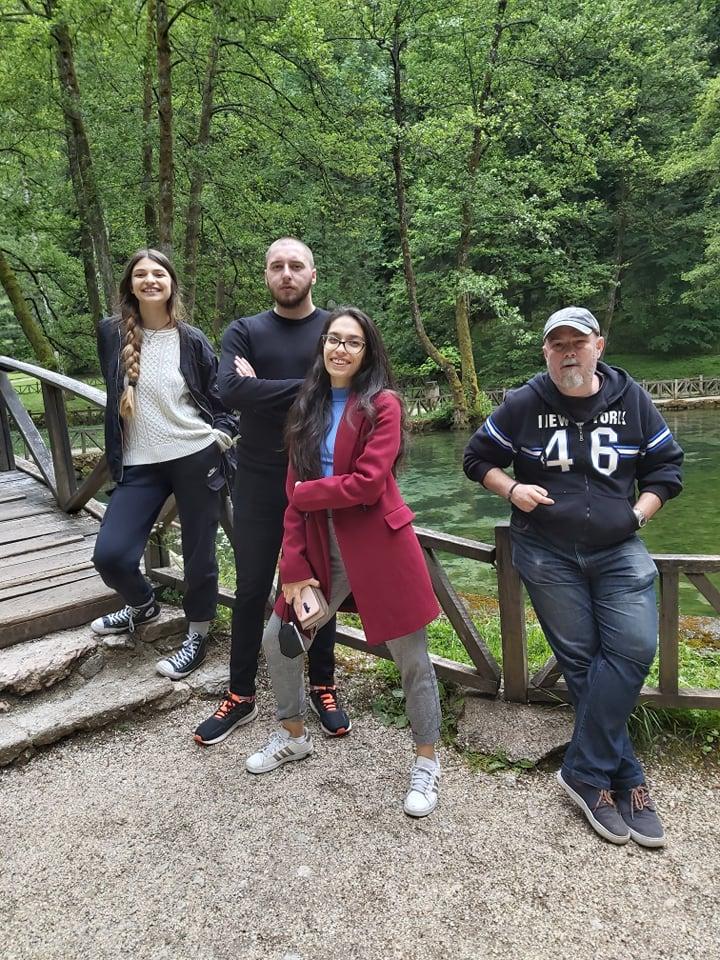 Тренинг-курс во Сараево: Поврзани преку волонтерството
