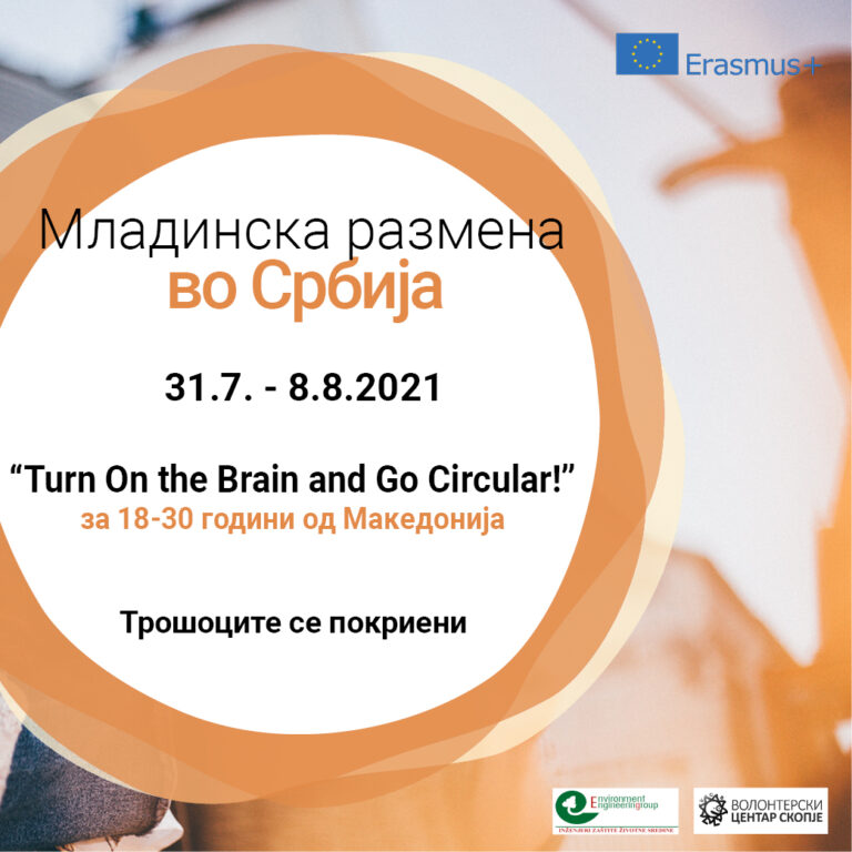 Call for a Youth Exchange in Serbia