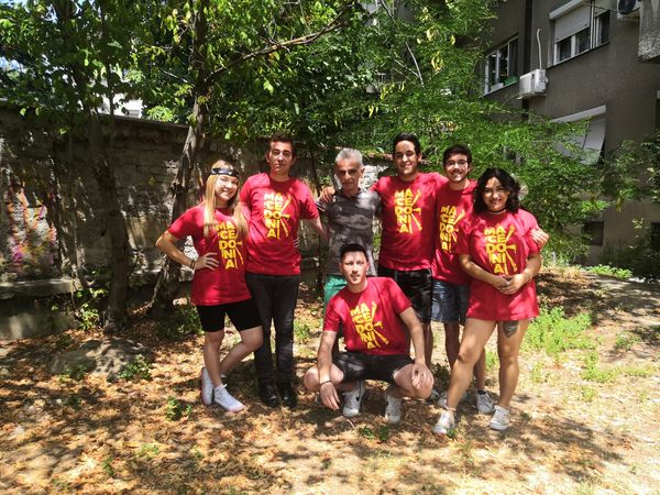 ¡Adiós Macedonia, hola España!